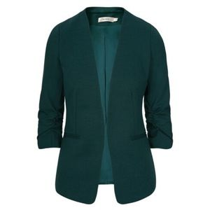 RARE SOLD OUT Rickis blazer green emerald teal